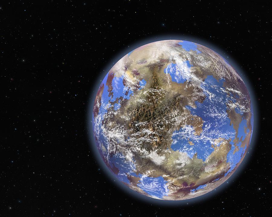 extrasolar planets like earth - photo #1