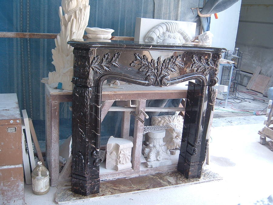 Fireplace Relief