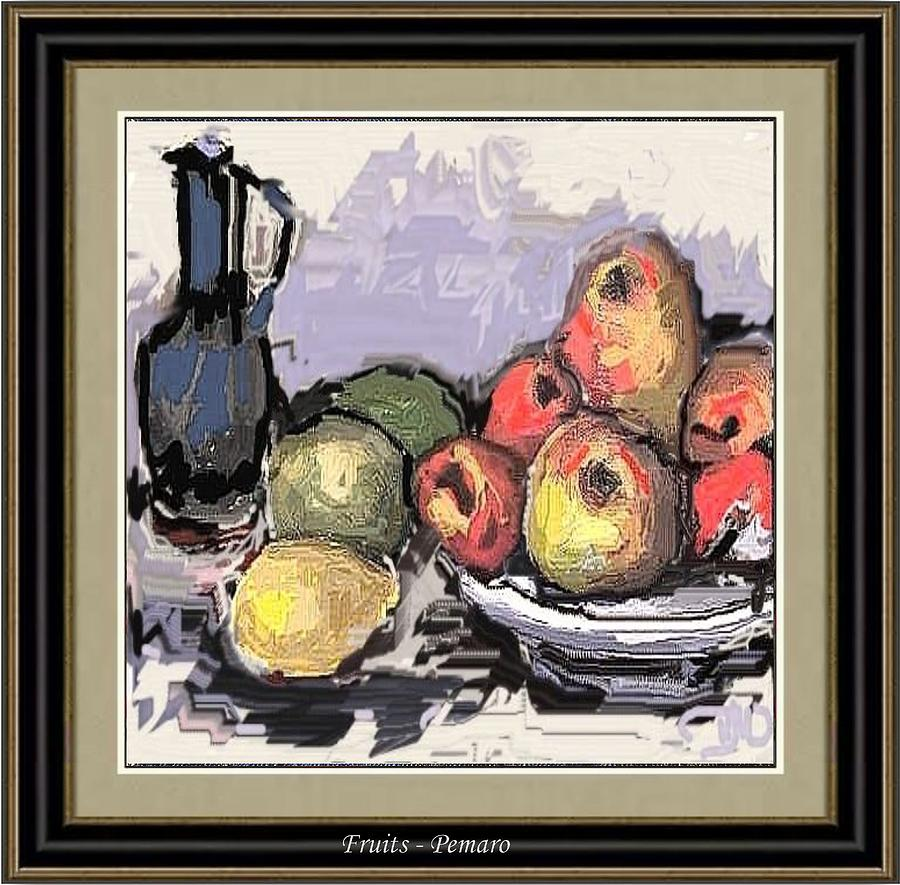 Fruit Painting  - Fruit Fine Art Print
