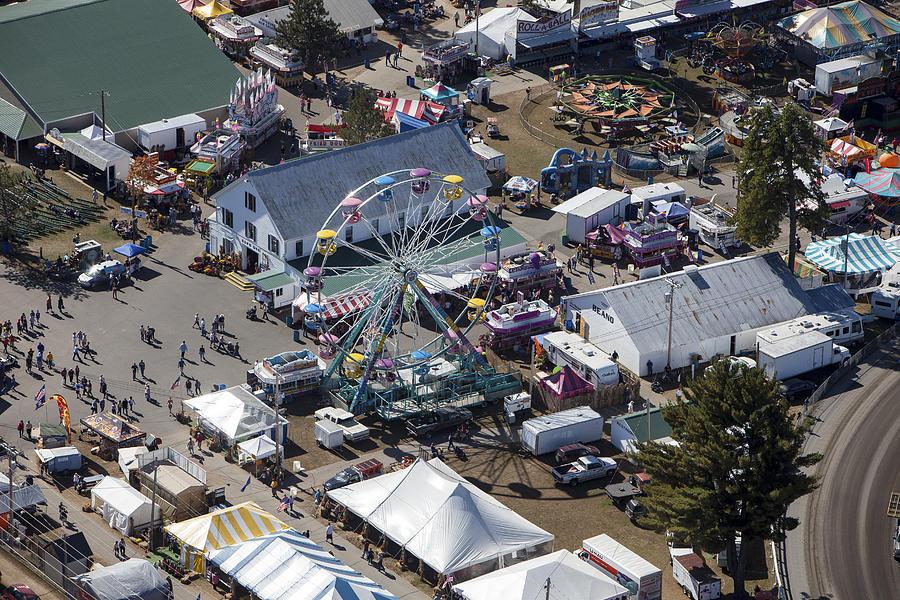 Fryeburg Fair, Maine Me Photograph