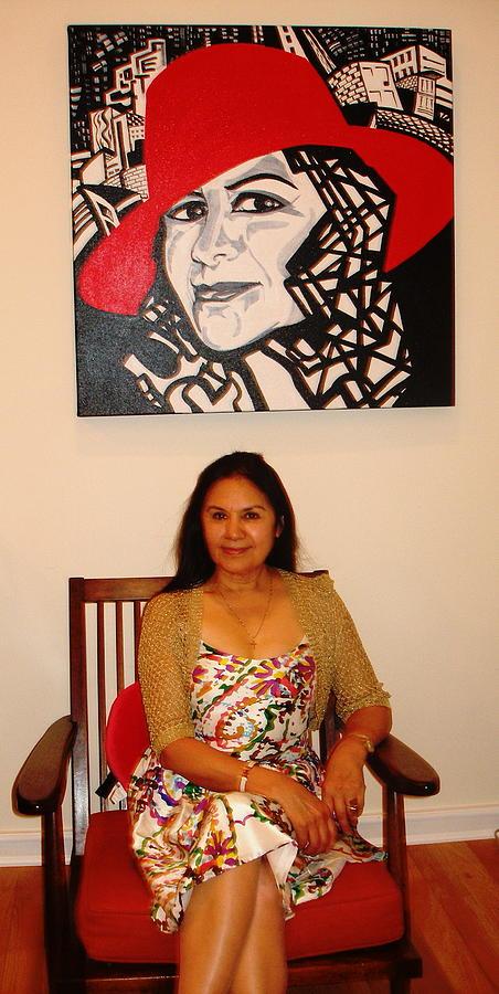 Glafira Rosales Photograph