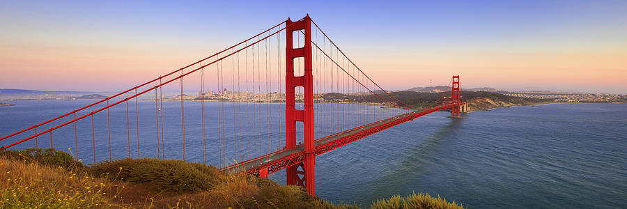 Golden Gate Bridge  Photograph  - Golden Gate Bridge  Fine Art Print