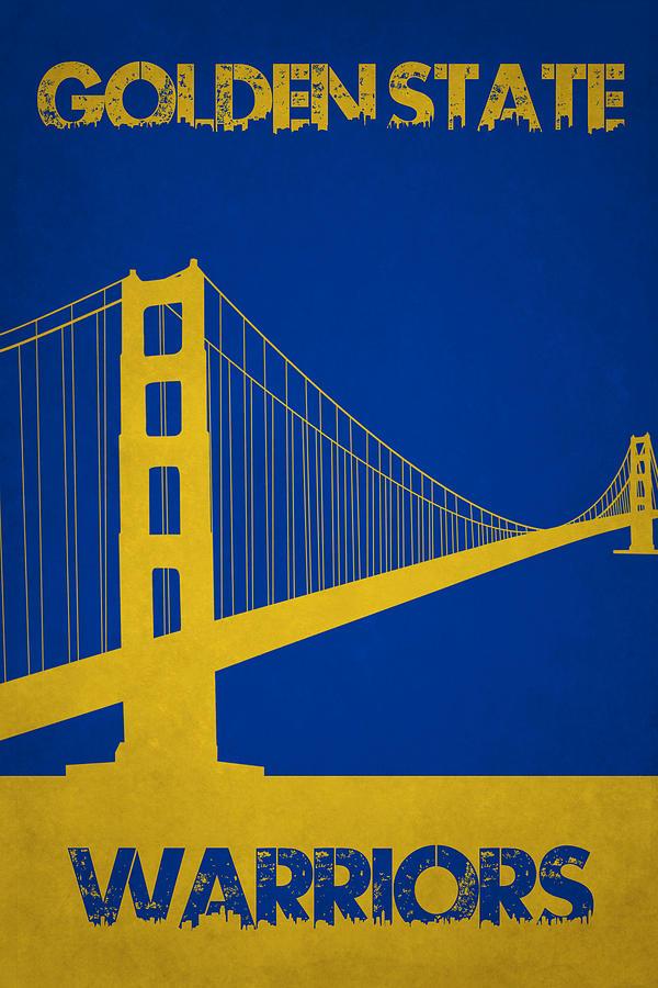 Warriors Photograph - Golden State Warriors by Joe Hamilton