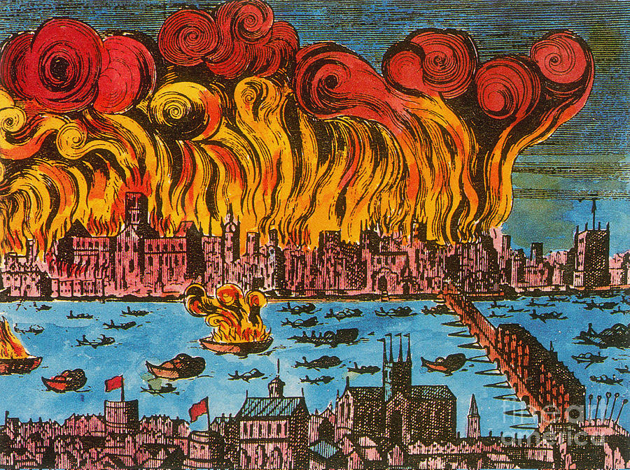 a history of the great fire of london in 1666 In september 1666 the heart of england's capital, the city of london (now london's financial district), was devastated by fire everyone knows the great fire of london started in a baker's shop in the aptly named pudding lane, but was it an accident or a pernicious papist plot late summer, 1666.