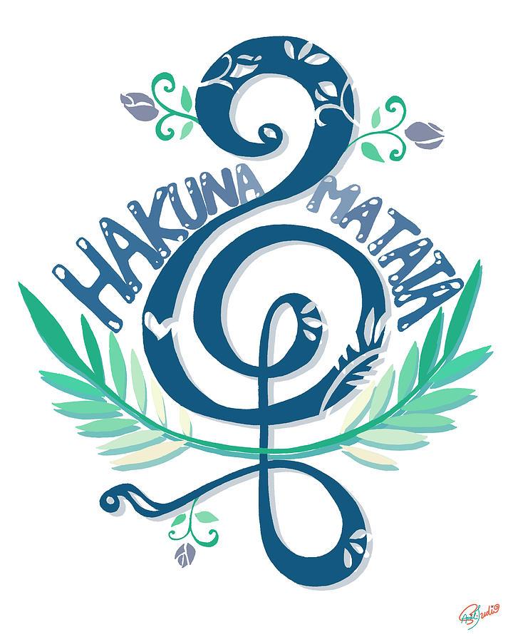 Hakuna Matata Symbol Drawing Hakuna matata drawing - hakunaHakuna Matata Symbol