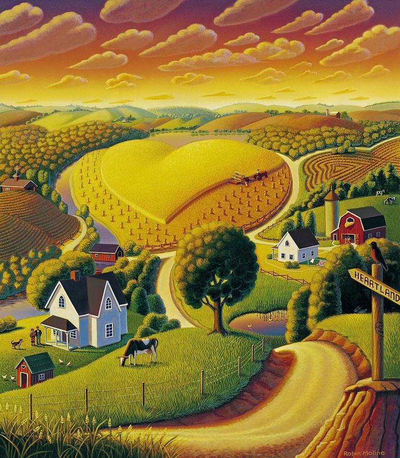 Heartland  Painting