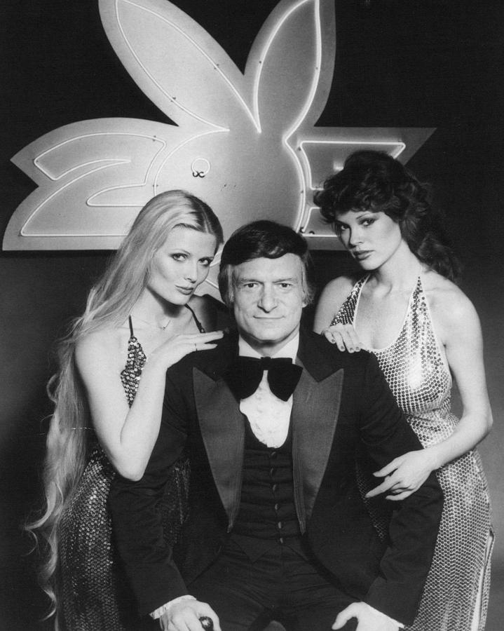 classic Photograph - Hugh Hefner by Retro Images Archive