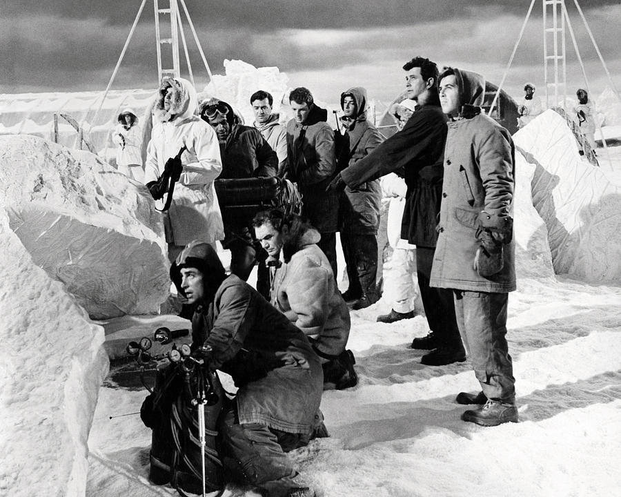 Ice Station Zebra  Photograph