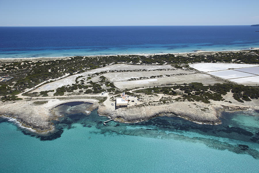 Illetes Beach, Formentera Photograph