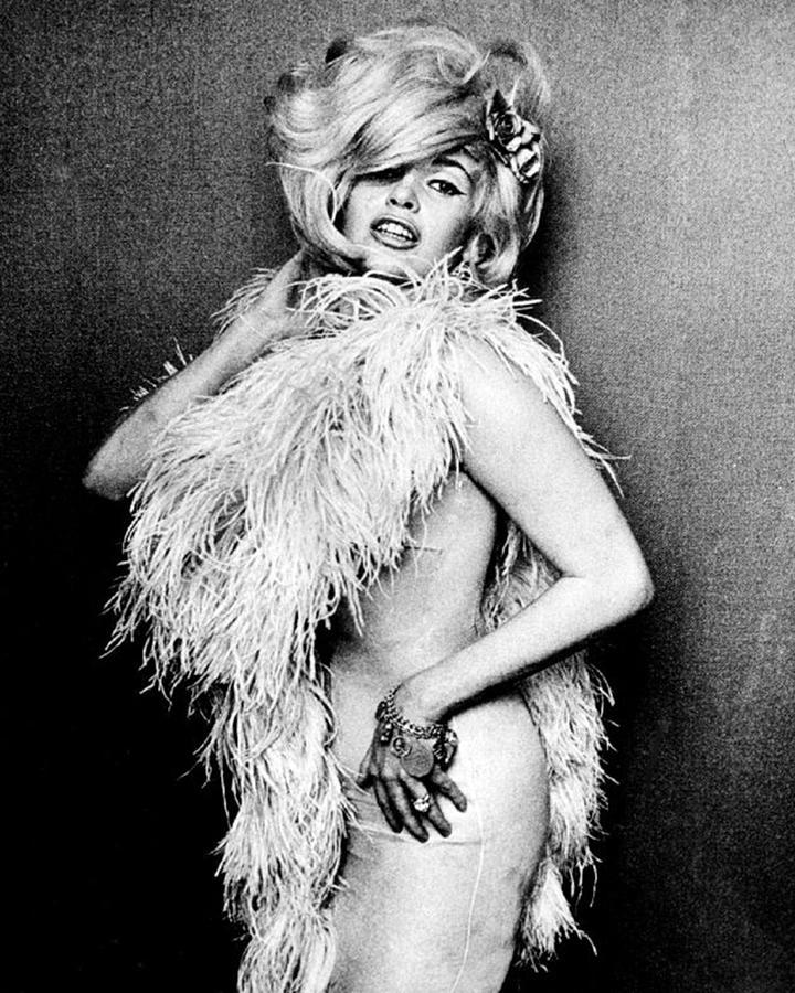 Jayne Mansfield Photograph