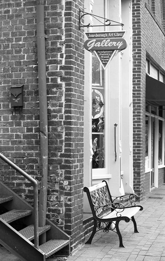 Jonesborough Tennessee Main Street Photograph