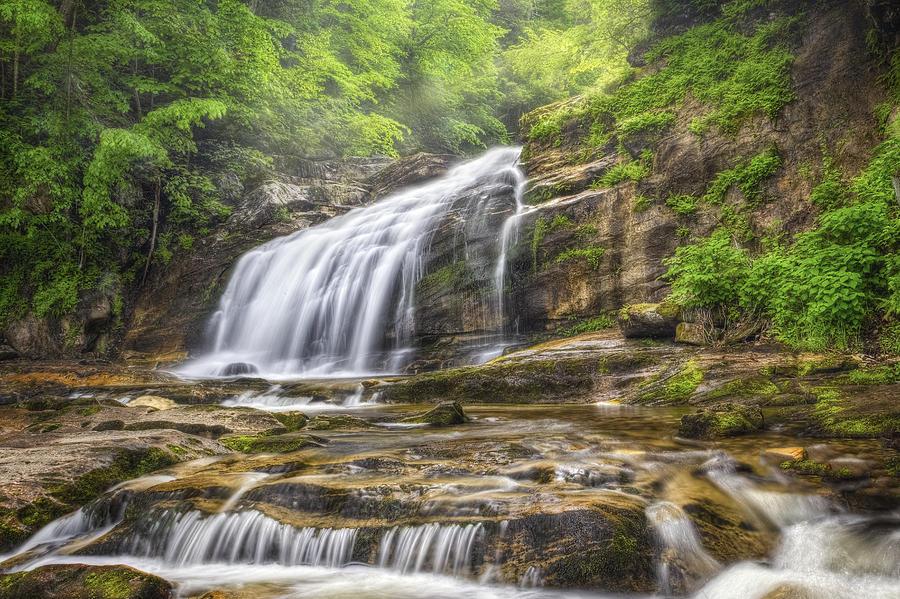 Kent Falls Photograph
