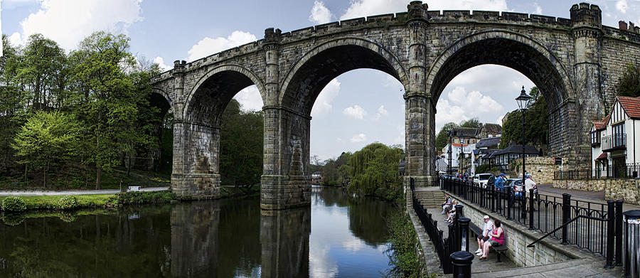 Knaresborough Viaduct Photograph  - Knaresborough Viaduct Fine Art Print