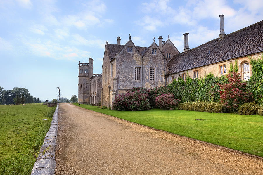 Lacock Abbey Photograph
