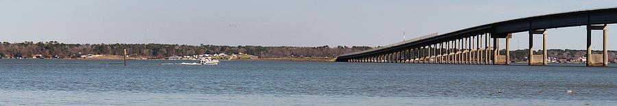 Lake Livingston Photograph