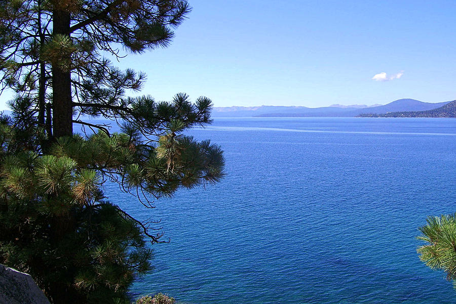 Lake Tahoe 2 Photograph