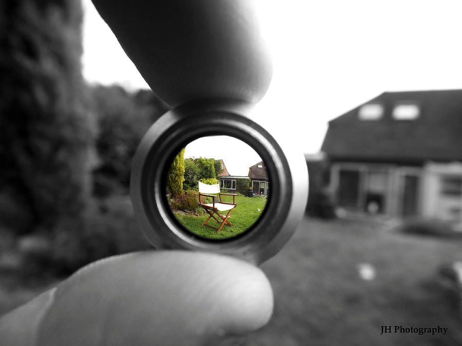 Life Through The Lens Photograph  - Life Through The Lens Fine Art Print