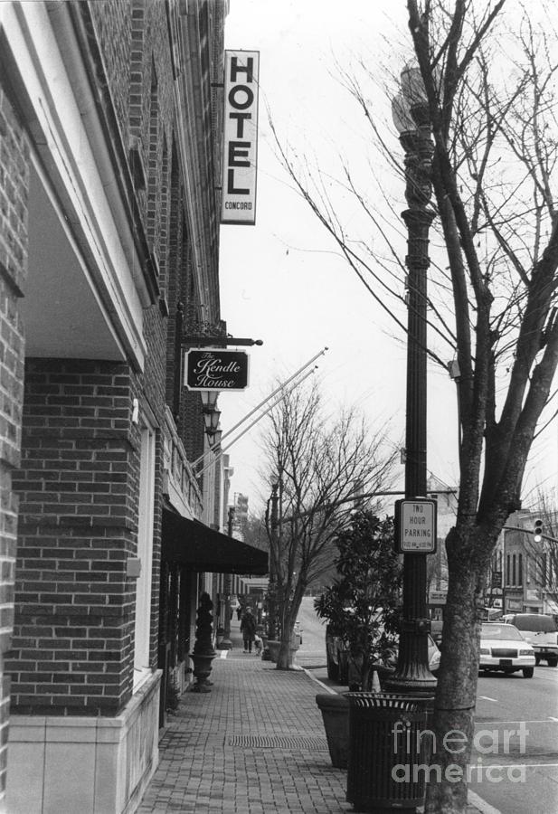 Main Street Photograph
