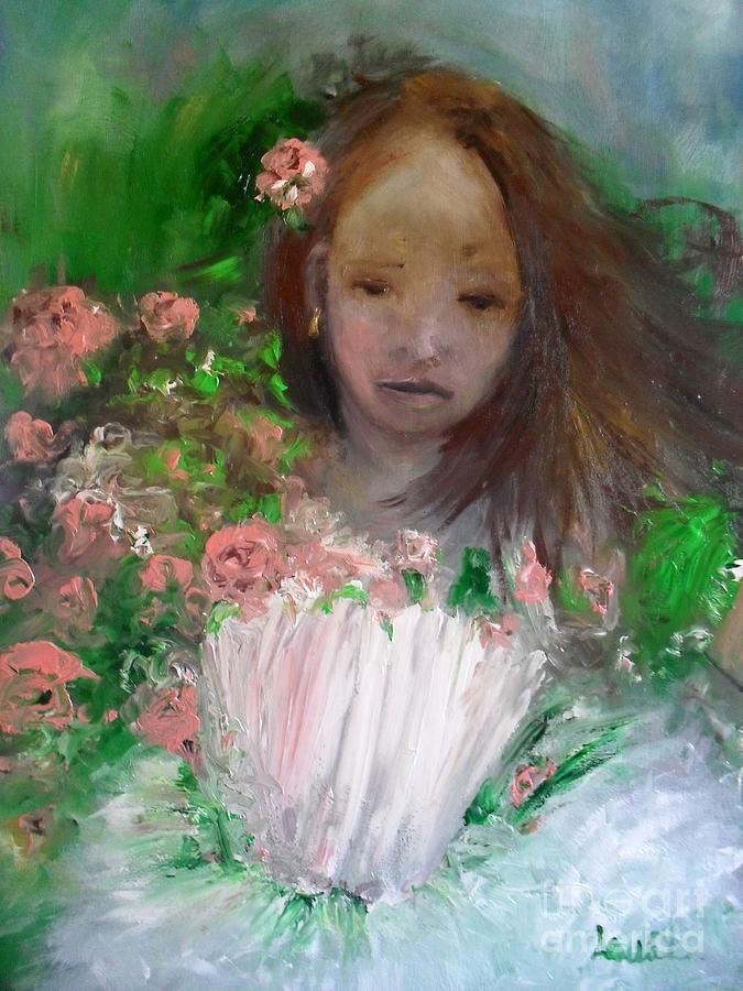 Mary Rosa Painting