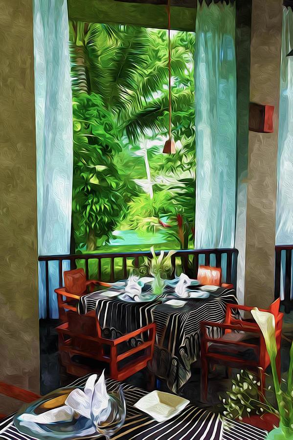 Maya Sari Mas Painting