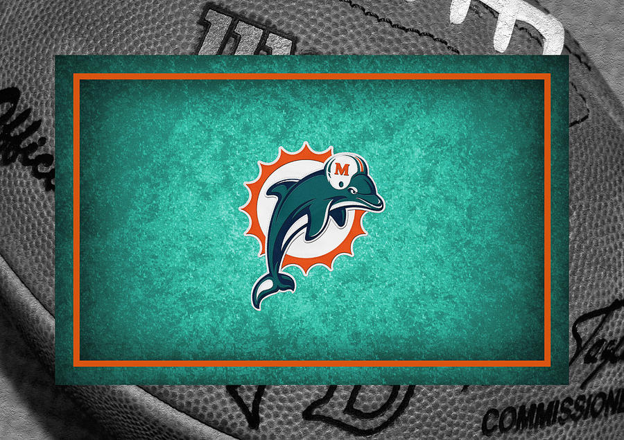 Miami Dolphins Photograph
