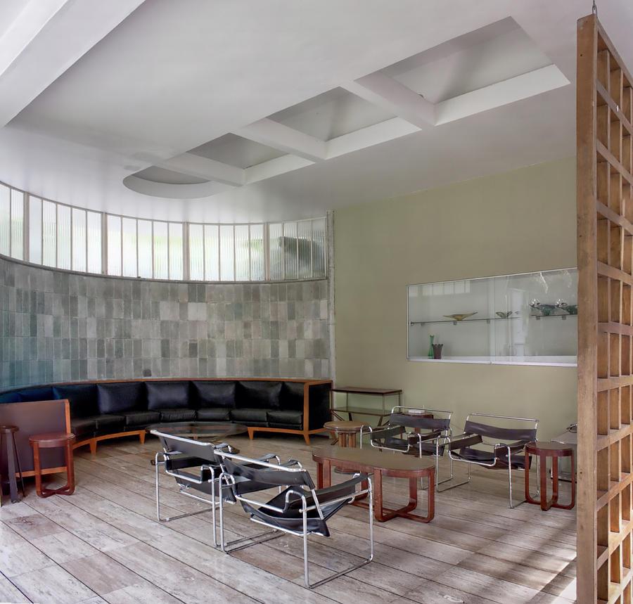 Midcentury Modern Interior Photograph