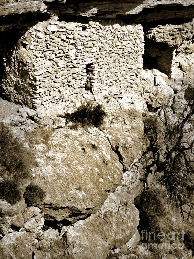 Montezumas Well Photograph