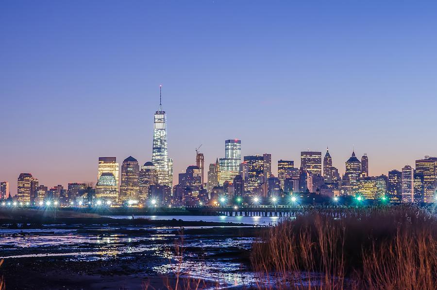 new york skyline view - photo #18