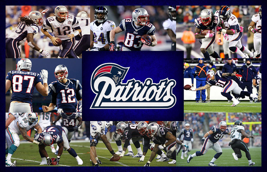 New England Patriots Photograph