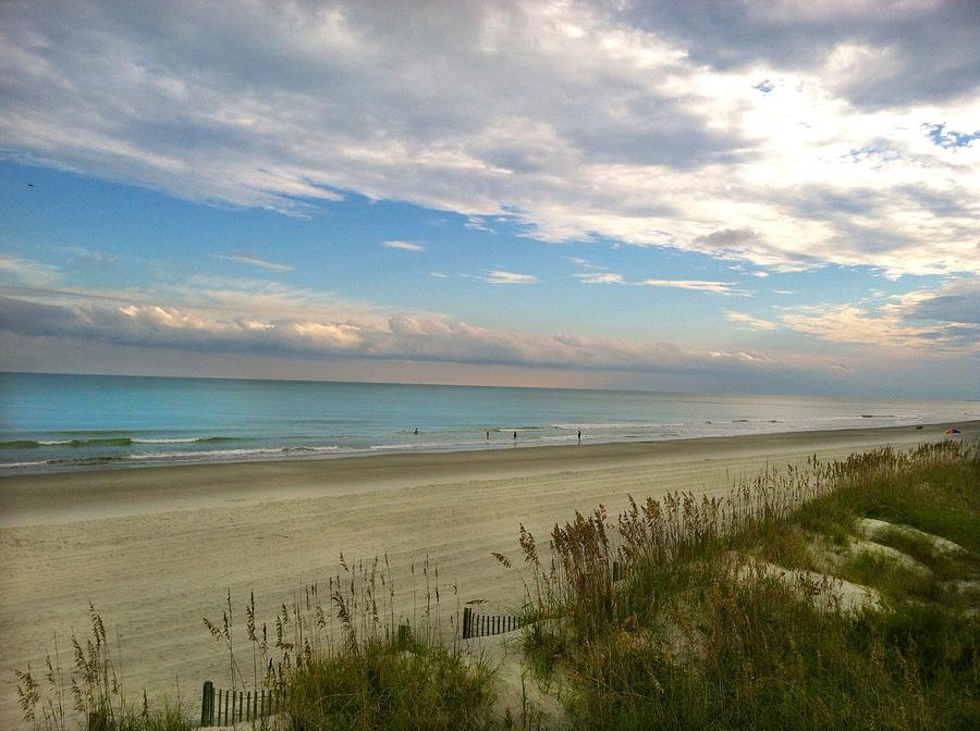 Novembers Beach Photograph