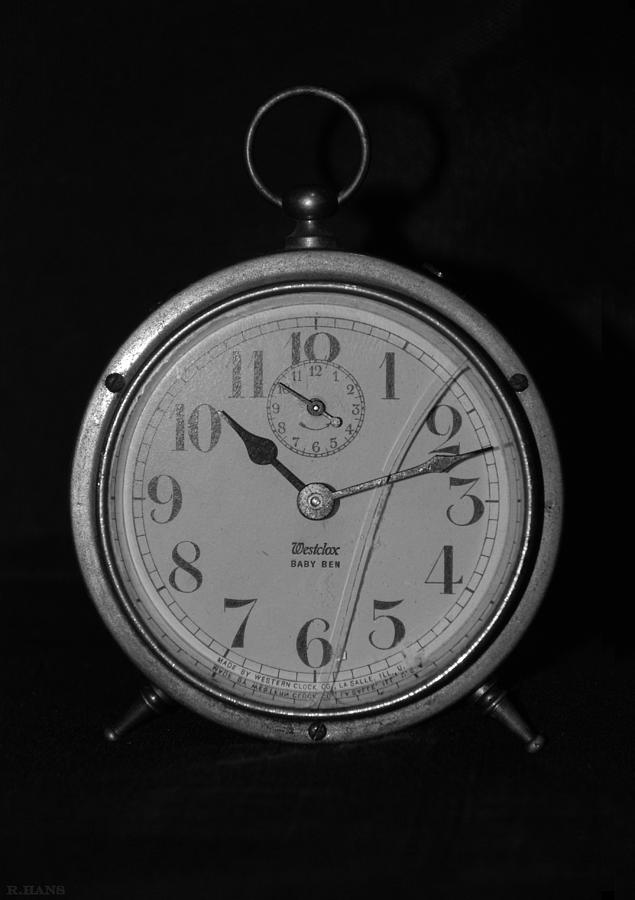 Old Westclock Photograph