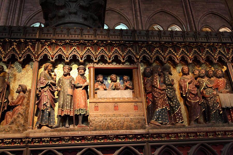 Paris France - Notre Dame De Paris - 011311 Photograph