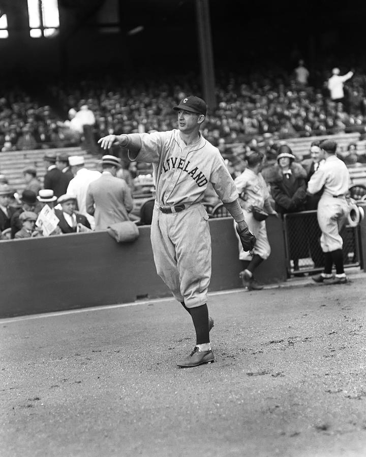 Baseball Photograph - Patrick H. Pat Mcnulty by Retro Images Archive
