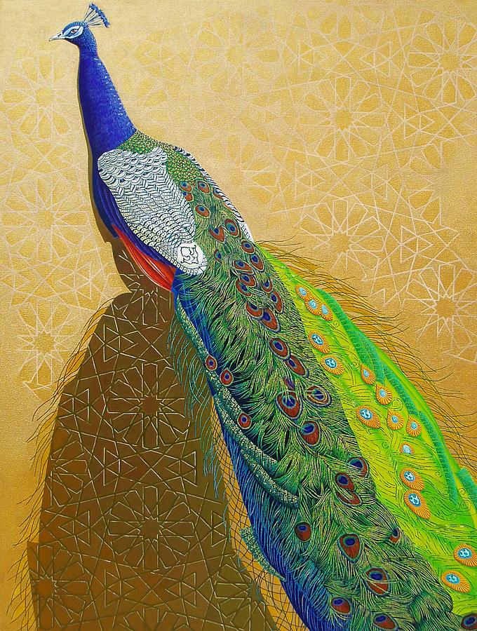 Persian Fashion Painting
