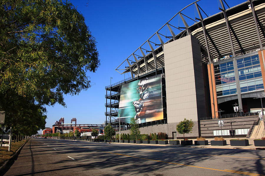 Philadelphia Eagles - Lincoln Financial Field Photograph  - Philadelphia Eagles - Lincoln Financial Field Fine Art Print