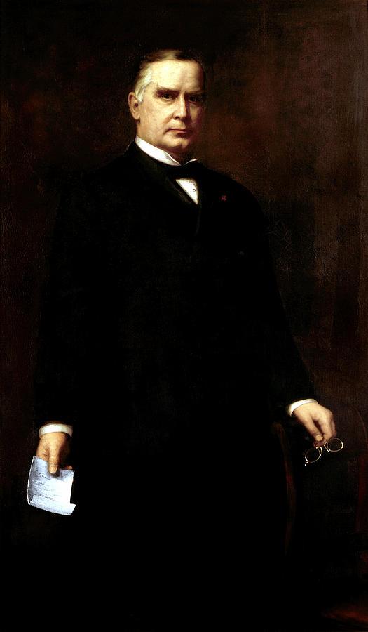 President William Mckinley  Painting