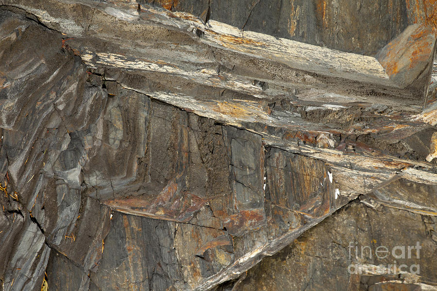 Rock Photograph - Rock  by Graham Foulkes