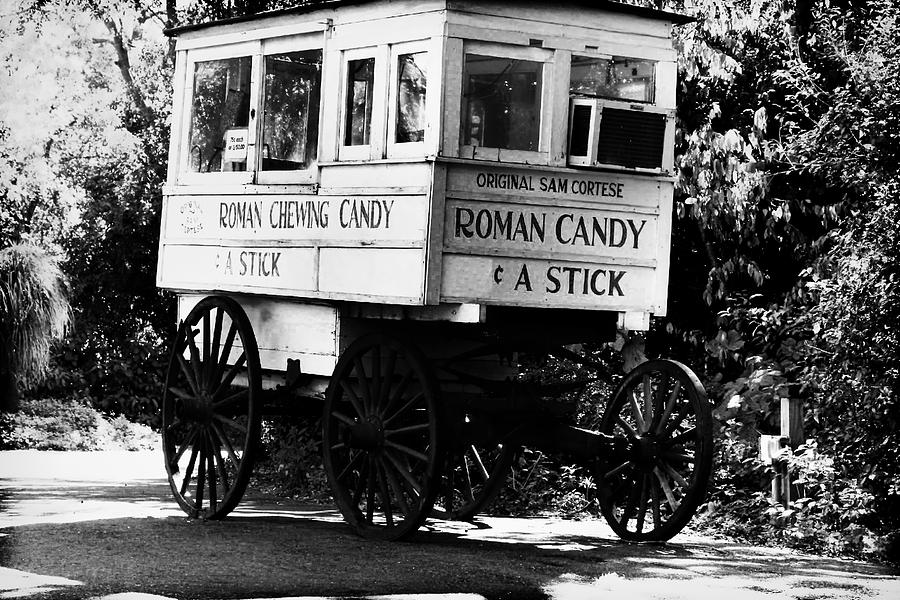 Roman Candy Photograph