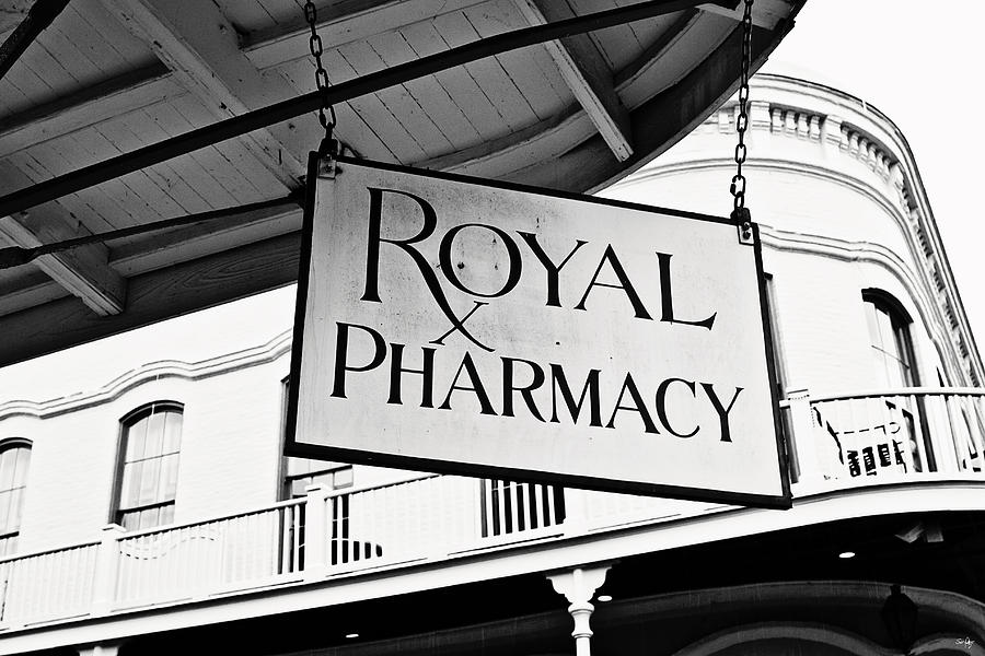 Royal Pharmacy Photograph