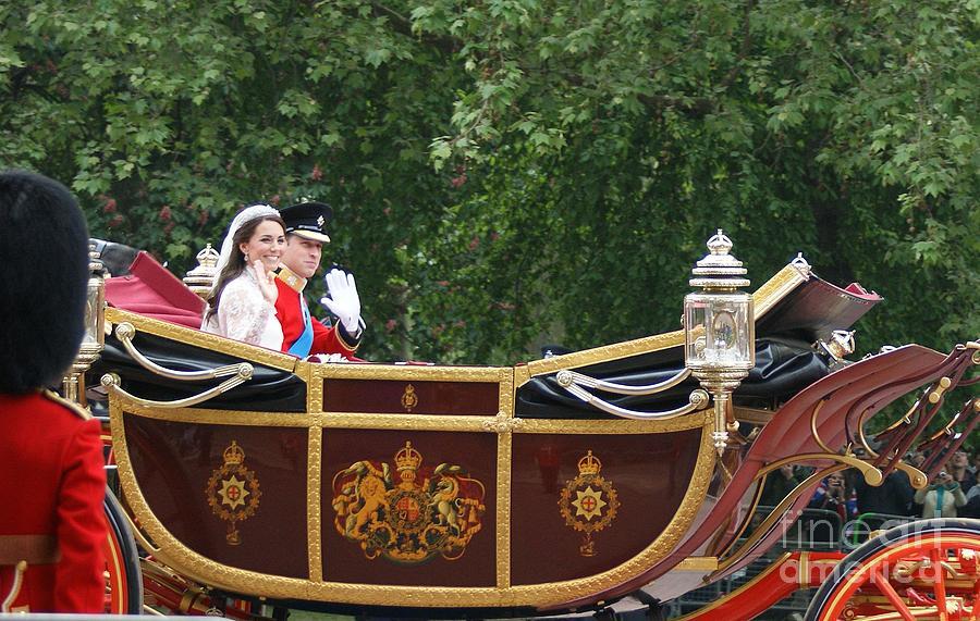 Royal Wedding Photograph