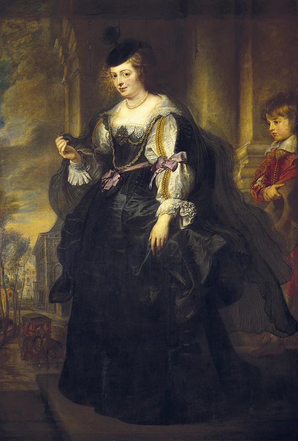 Rubens, Peter Paul 1577-1640. Helena Photograph