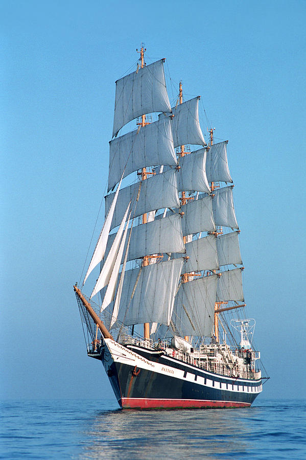 Sailing Ship Photograph