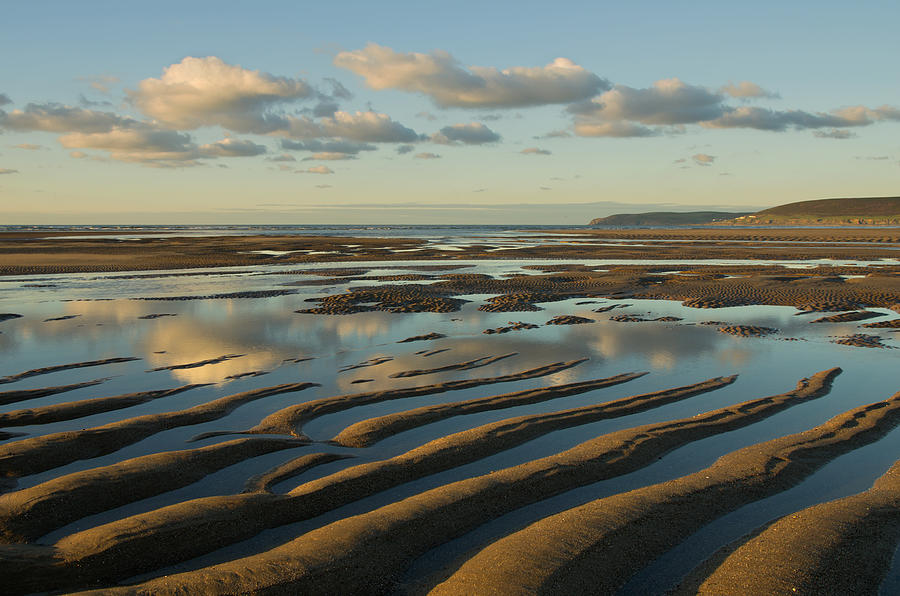 Saunton Sands Photograph - Saunton Sands Devon by Pete Hemington
