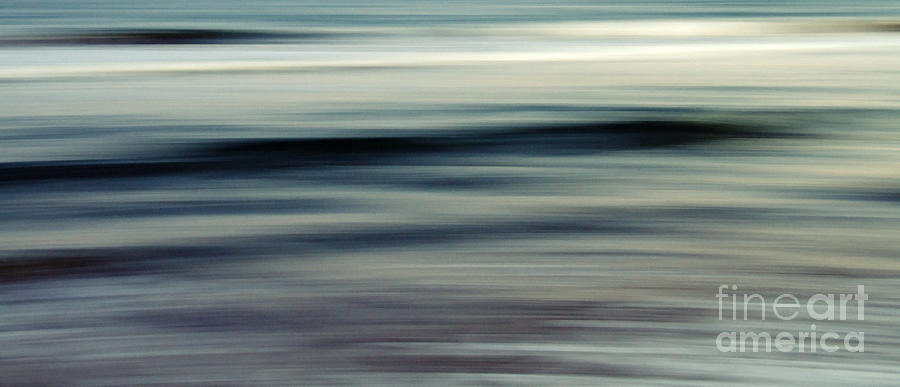 Abstract Photograph - sea by Stelios Kleanthous