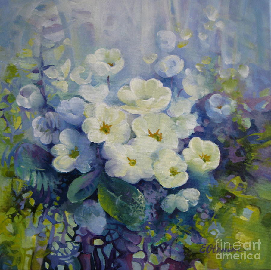 Spring Painting - Spring by Elena Oleniuc