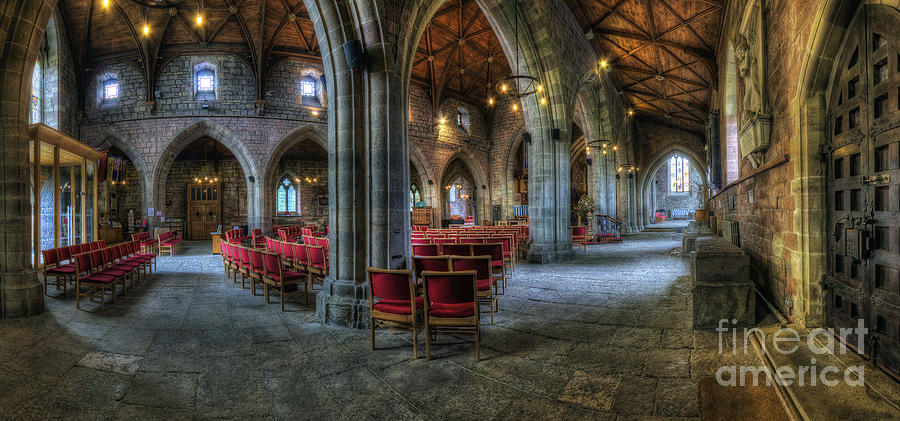 St Asaph Cathedral Photograph  - St Asaph Cathedral Fine Art Print