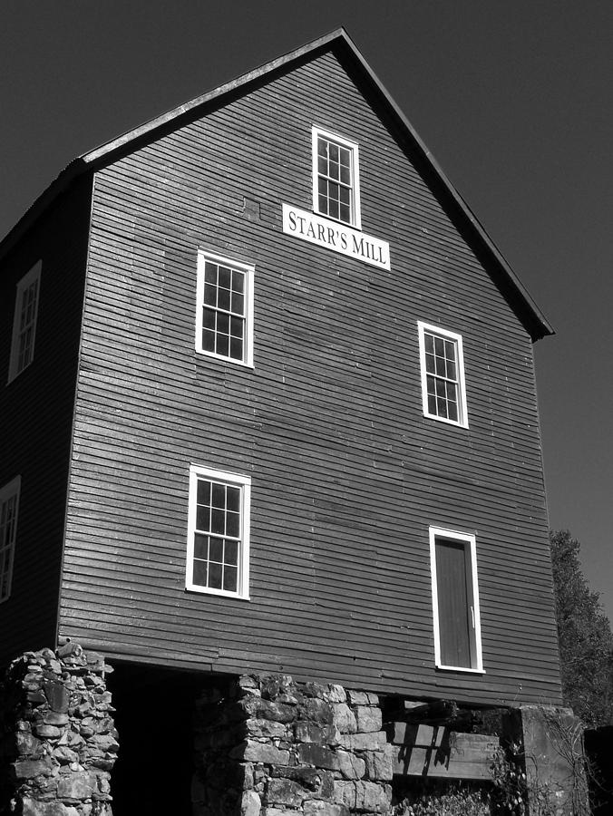 Starrs Mill Ga Photograph