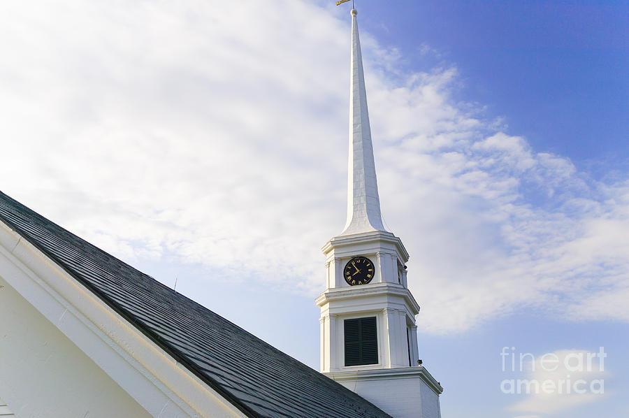 Stowe community church wedding