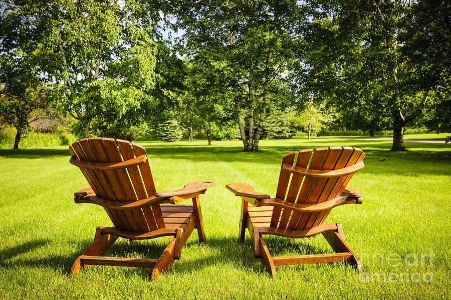 Summer Relaxing Photograph