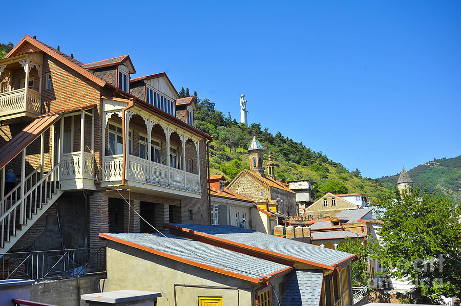Tbilisi Photograph - Tbilisi by Andrey Tovstyzhenko